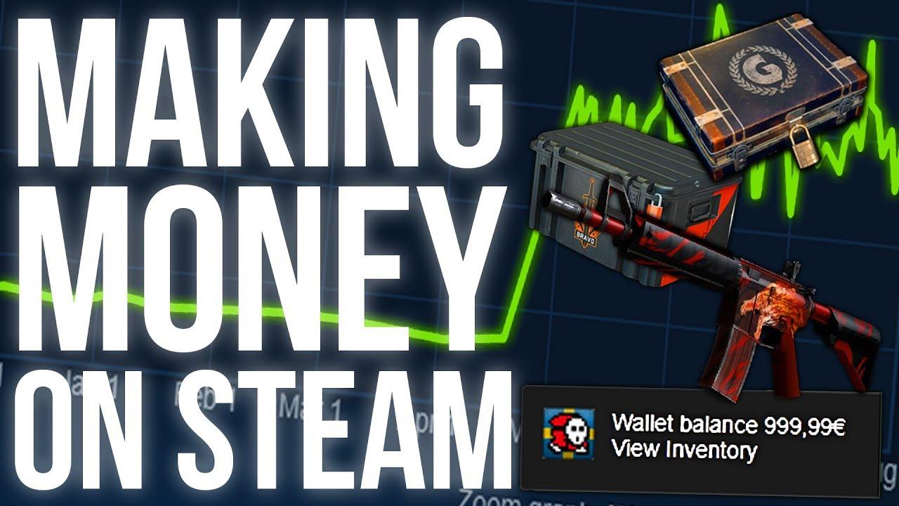 how to add steam money