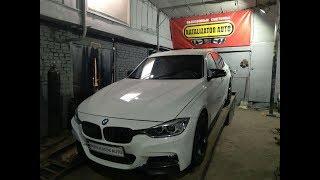 Добавление звука выхлопа BMW F30   Katalizator auto