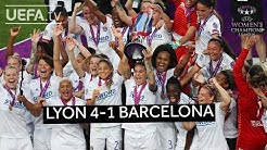 #UWCL 2019 final highlights: Lyon 4-1 Barcelona