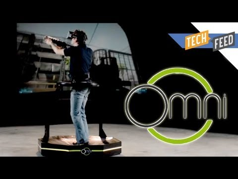 Virtuix Omni Gaming Treadmill is Here!