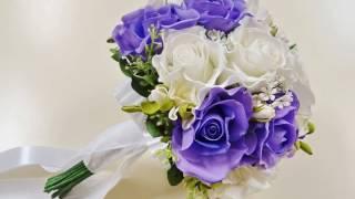 Свадебный комплект из фоамирана