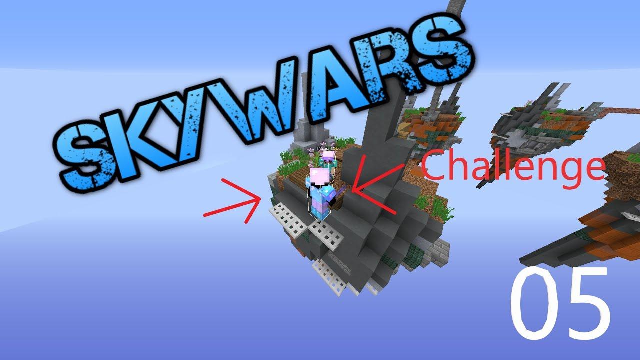 Minecraft Skywars Spielen