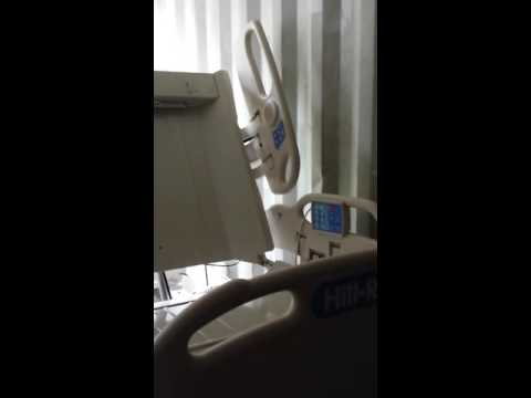 HIll-Rom Hospital Bed