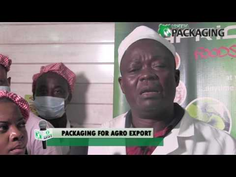 Nigeria Packaging TV: SMEs PACKAGING FOR EXPORT
