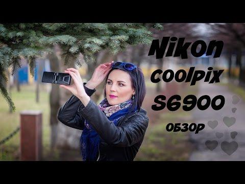СЕЛФИ ФОТИК   NIKON Coolpix S6900