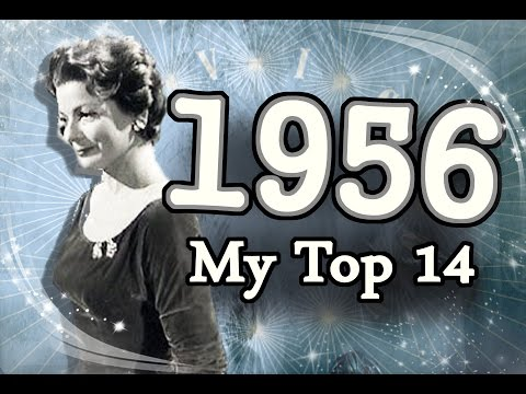 Eurovision Song Contest 1956  My Top 14 HD w Subbed Commentary