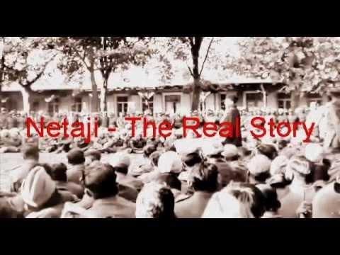 Netaji - The Real Story, Subhas Chandra Bose did not die in plane crash?
