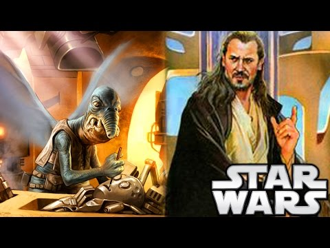 Why Didn't Qui-Gon Jinn Free Anakin's Mother in The Phantom Menace? Star Wars Explained