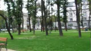 Тестирование-3 fuji t350, парк, ул. Мартиросяна, Киев