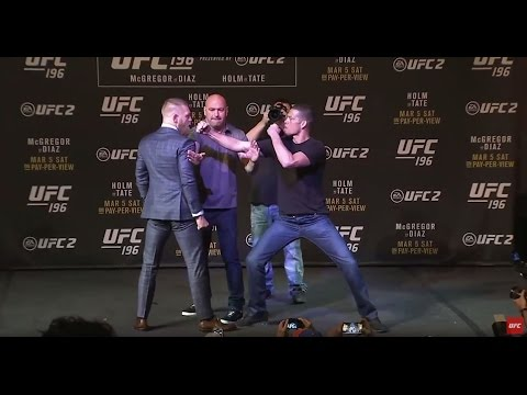 UFC 196 Pre-fight Press Conference