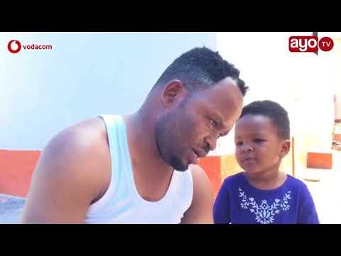 Mfahamu Anko Zumo anaye-trend instagram kwa vichekesho vyake na mwanae