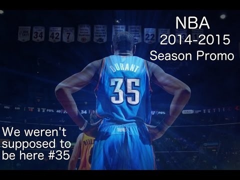 2015 NBA Season Promo  The Movement HD