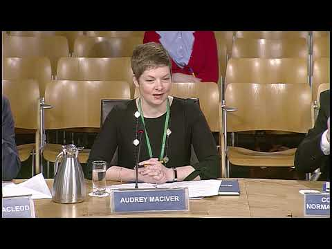 Environment, Climate Change and Land Reform Committee - 17 April 2018
