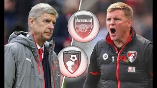 arsenal vs afc bournemouth preview it s a f cking must win already kroenkeout