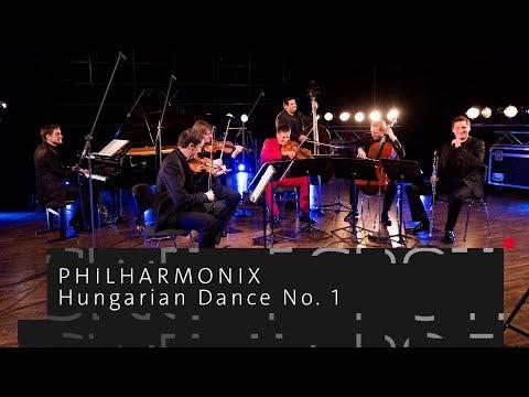 Philharmonix: Ungarischer Tanz Nr. 1 | SWEET SPOT.