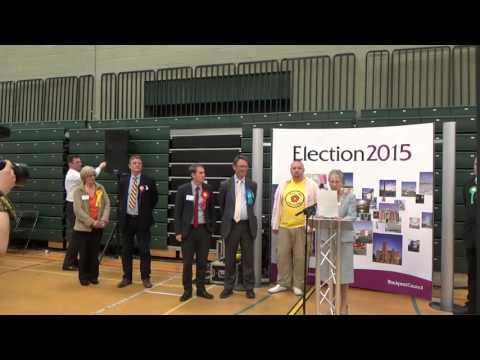 Blackpool North | General Election Declaration | Sky News