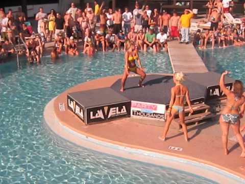 PCB 2011: Club La Vela Pool Deck