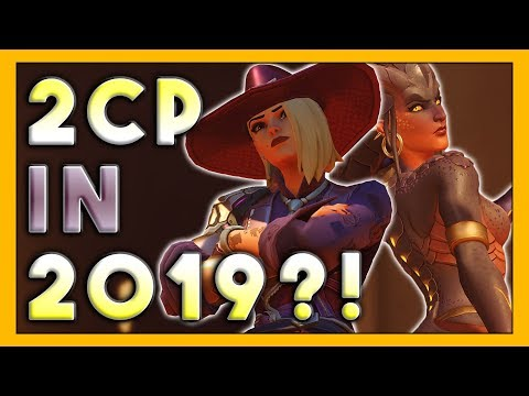 2CP in 2019 Huh? - Seagull - Overwatch thumbnail