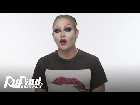 Drag Makeup Tutorial: Shannel's 'Medusa Look' | RuPaul's Drag Race | Logo