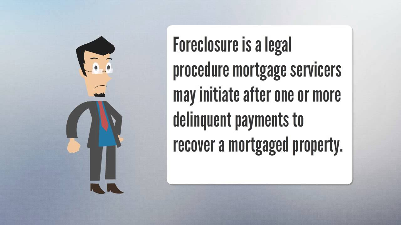 Good Foreclosure Definition