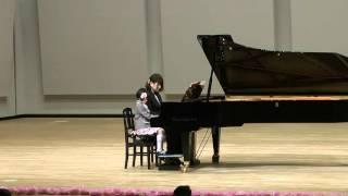 さとうピアノ教室コンサート2016 初参加.