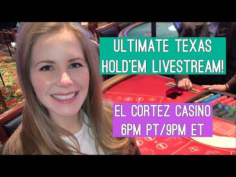 Ultimate Texas Hold'em Livestream!! $1000 Buy-in!! Nov 14 2019