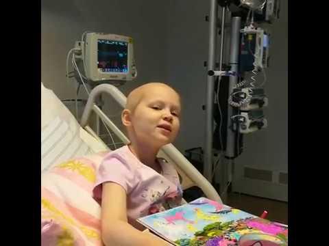 Катенька Кудрявцева  5 лет  Отделение детской онкологии  Нужна ваша помощь!