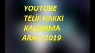 YOUTUBE TELİF HAKKI KALDIRMA | 3 AY BEKLEMEDEN |Youtube telif kaldırma aracı
