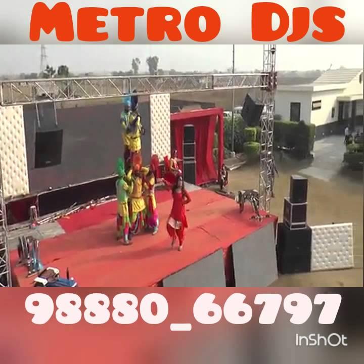 No Need Dj Punjab: Metro Dj No 1 Model Performance Jaguar 98880-66797