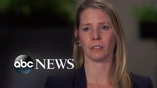 Female pilot who accused her Alaska Airlines co-pilot of rape speaks out