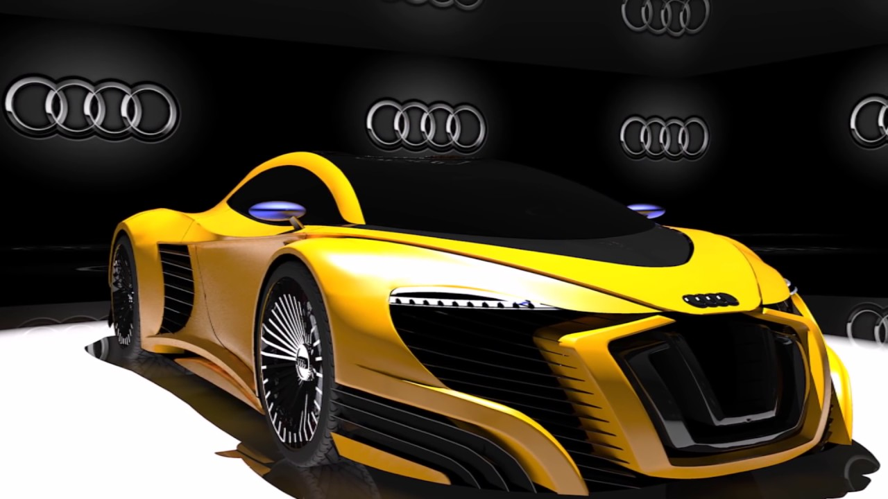 Epic Audi Concept 2020 Youtube
