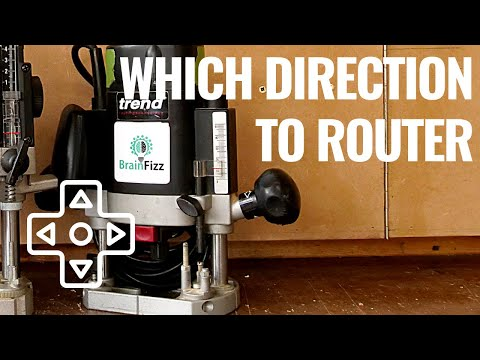 Router 101: Tips and tricks for perfect safe cuts with router direction, Everything you need to Know