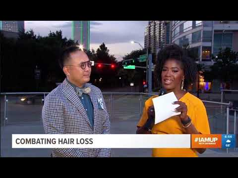 Dr. Lam's Interview for National Hair Day on ABC News WFAA8