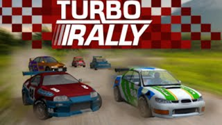 Turbo Rally Full Walkthrough Gameplay