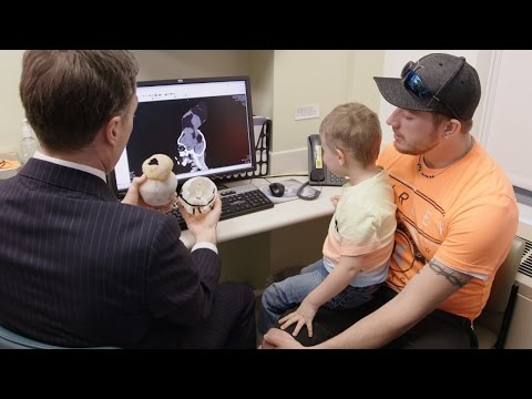 Bentley's Second Chance - Part Two: Rehearsing a tricky operation | Boston Children's Hospital