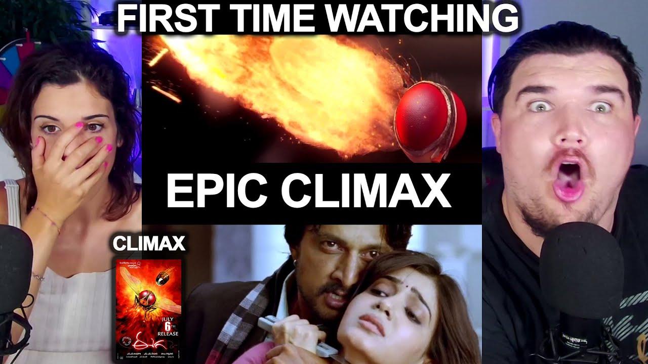 EEGA - CLIMAX - AMAZING CLIMAX! -  Nani, Sudeep, Samantha Akkineni, Hamsa Nandini
