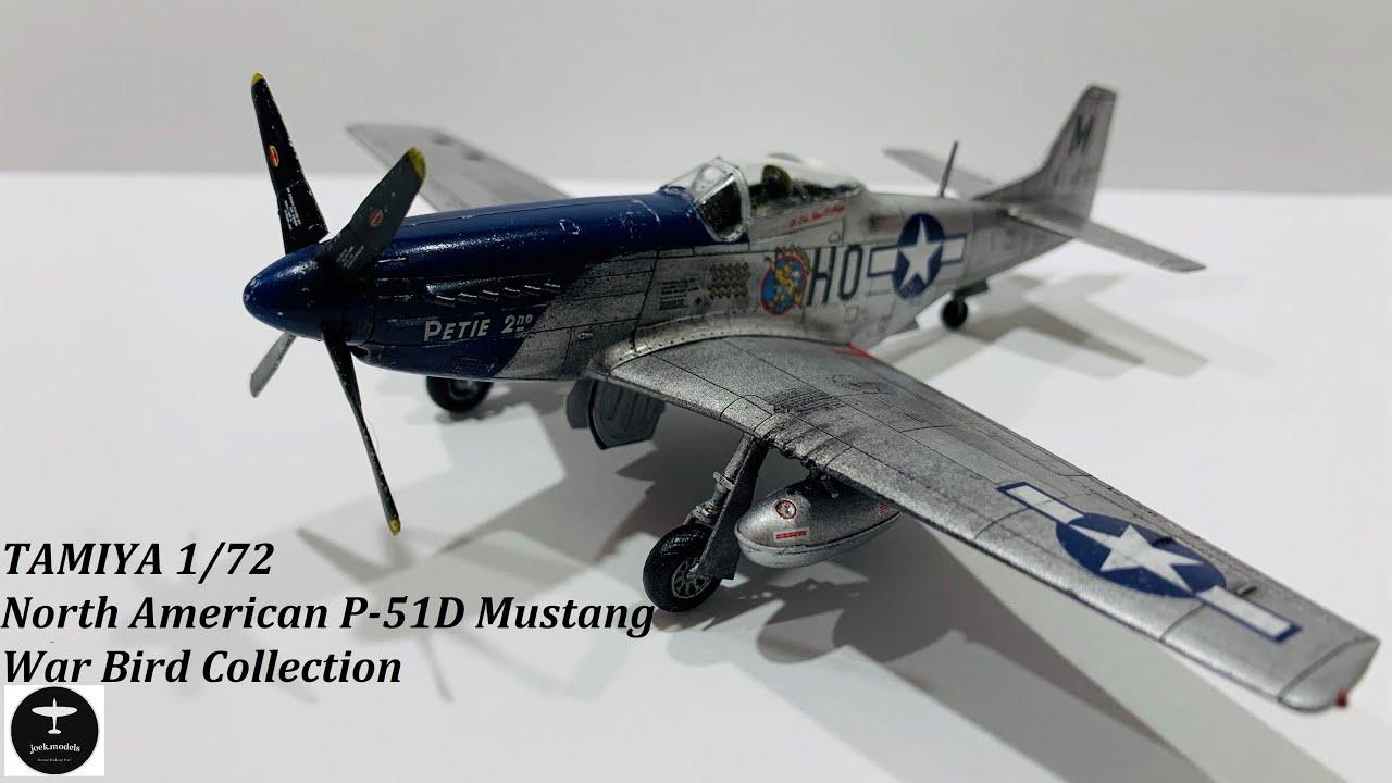 # SS250 Eduard 1//72 P-51B//C MUSTANG pré-peint en couleur