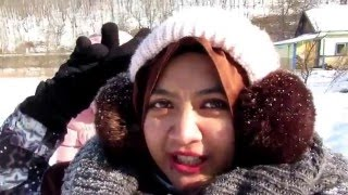Vlog 1: Winter Holiday 2016 in Russia