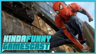 Spider-Man PS4 Blowout Preview - Kinda Funny Gamescast Special