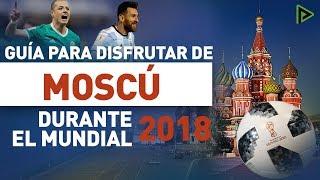 Todo sobre las sedes del Mundial: Moscú