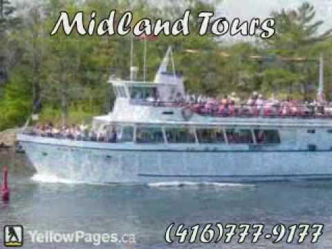 Midland Tours Inc-Boat Cruises Midland/Barrie -