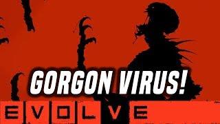 Baixar GORGON VIRUS!! Evolve Gameplay Stage 2 (NEW EVOLVE 2020 Monster Gameplay)