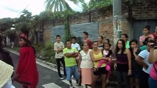 Desfile de Correo / San Rafael Obrajuelo, La Paz / El Salvador / Arte y Talento / 2014 (16)