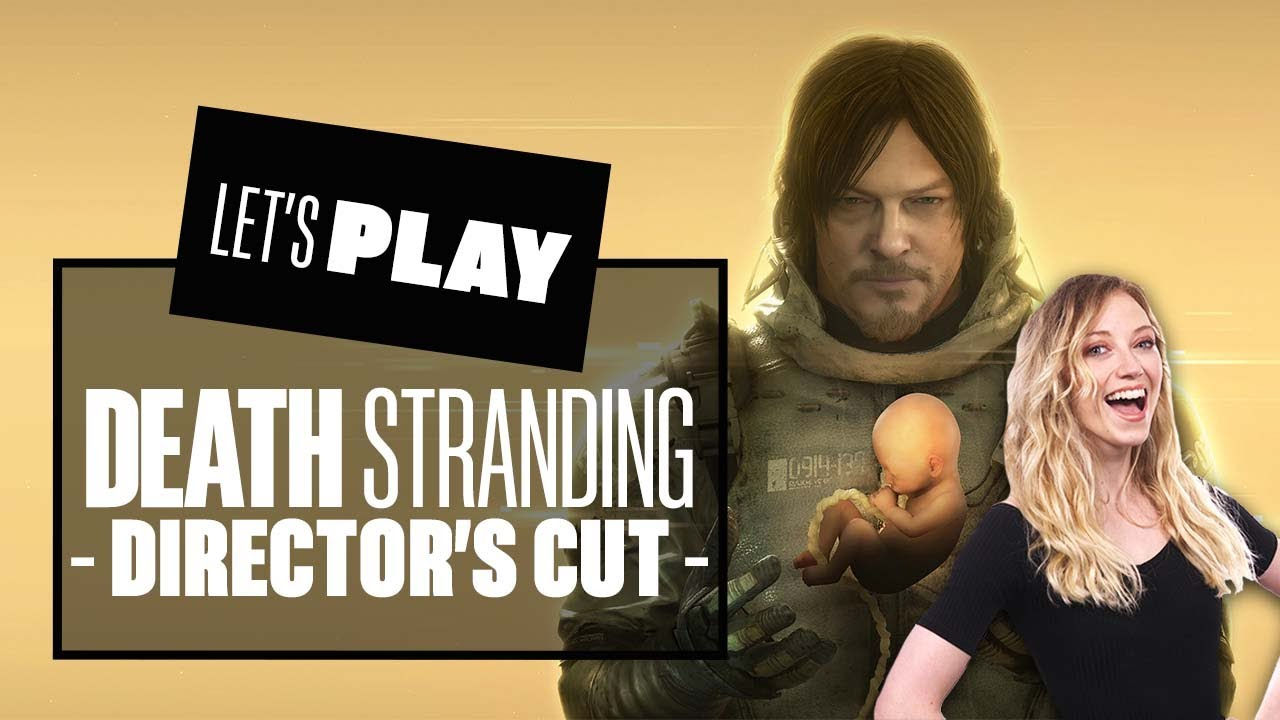 Download Let's Play Death Stranding Director's Cut PS5 - Death Stranding PS5 Gameplay