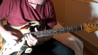 Blues in Am (BackingtrackTV)