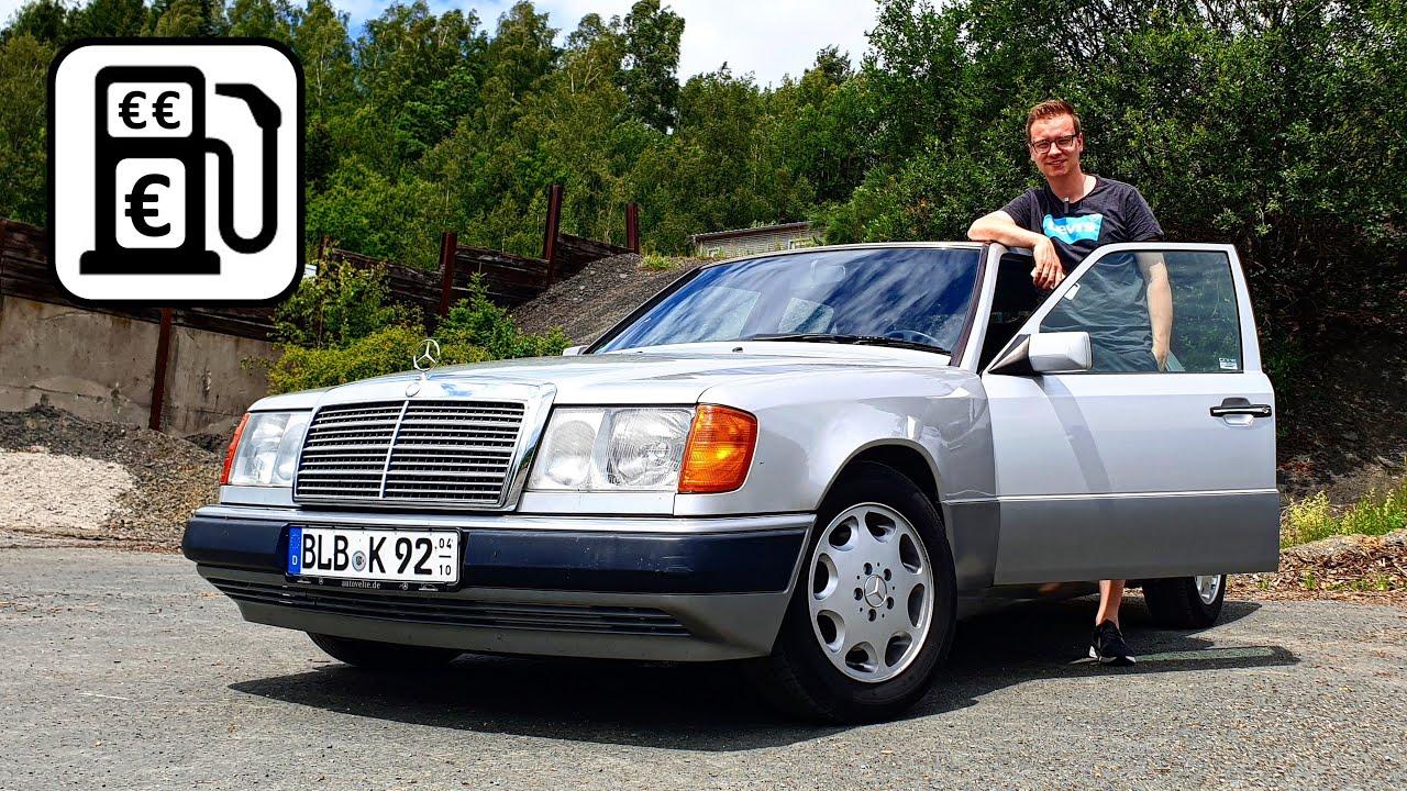 [3/5] Wieviel verbraucht ein Mercedes W124 wirklich? | Realverbrauch 200D bis 500E | Spritmonitor