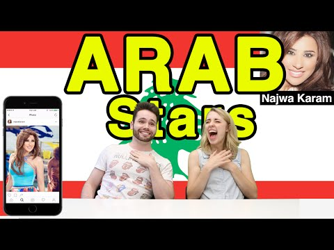 Americans React To Arab Stars: Lebanese Singers
