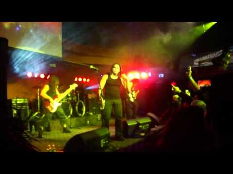 Saratoga - Dueño del Aire / Drum Solo [Live @ La Boom, NY]