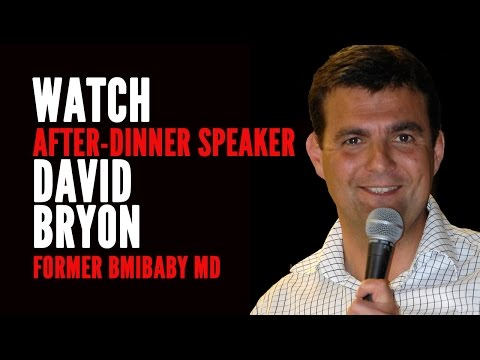 David Bryon - Ex. bmibaby MD - Keynote and After Dinner Speaker