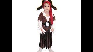 Дешевые карнавальные костюмы. Карнавальный новогодний костюм пирата(, 2014-12-02T11:05:24.000Z)